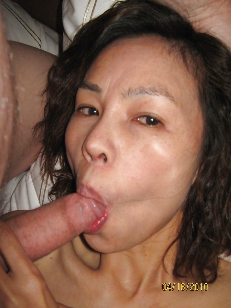 Dirty asian mature